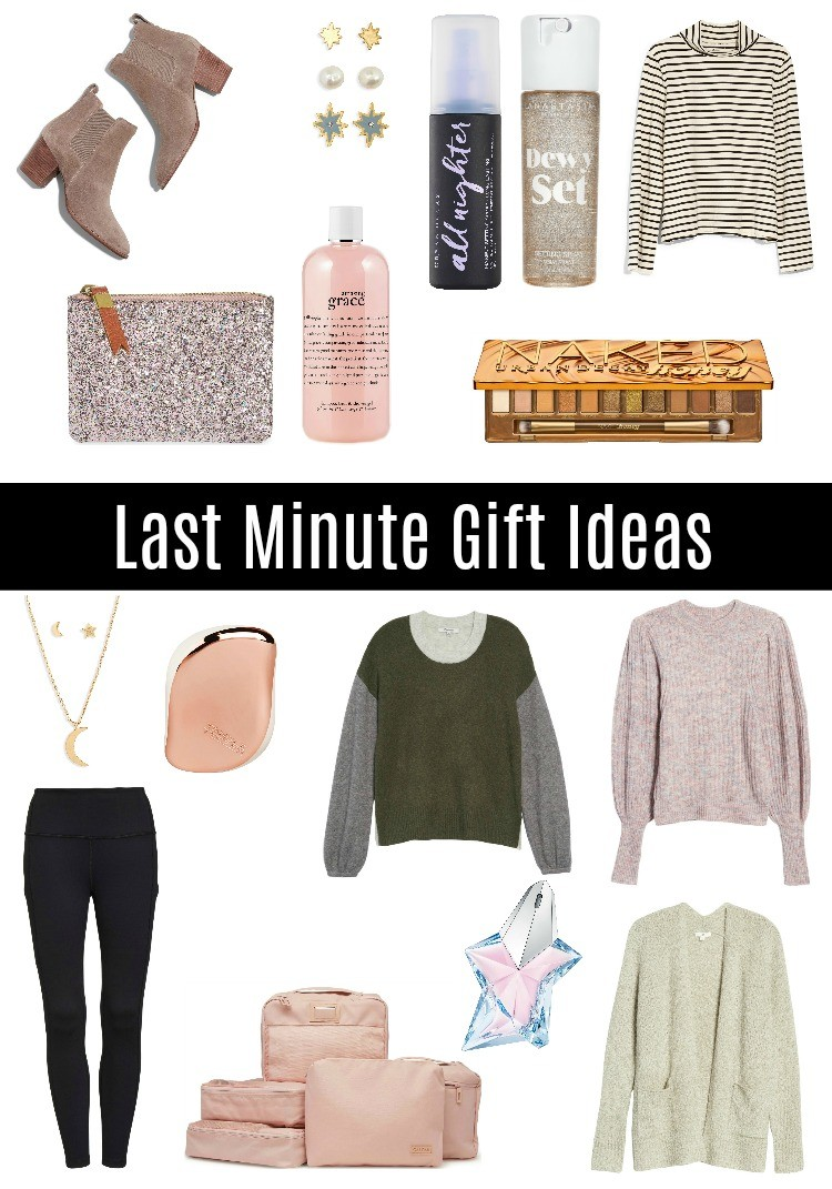 Last Minute Gift Ideas for Christmas