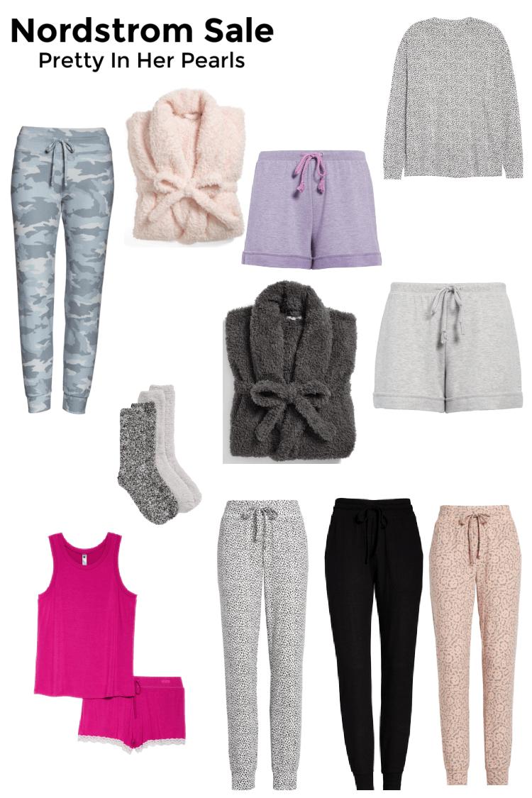 Nordstrom Anniversary Sale Loungewear and Pajamas