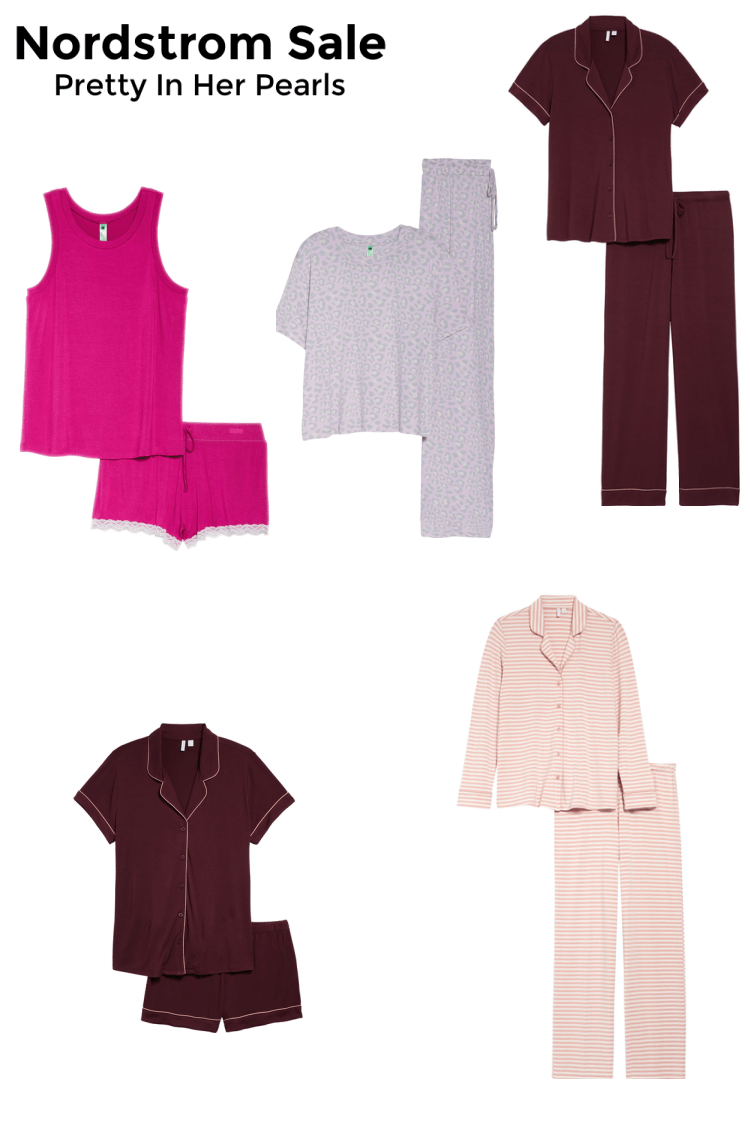 Nordstrom Anniversary Sale Pajamas