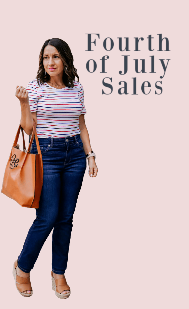 Fourth of July Sales Round up