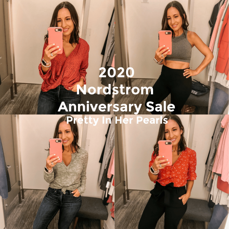 Nordstrom Anniversary Sale Try On Session by Pretty In Her Pearls