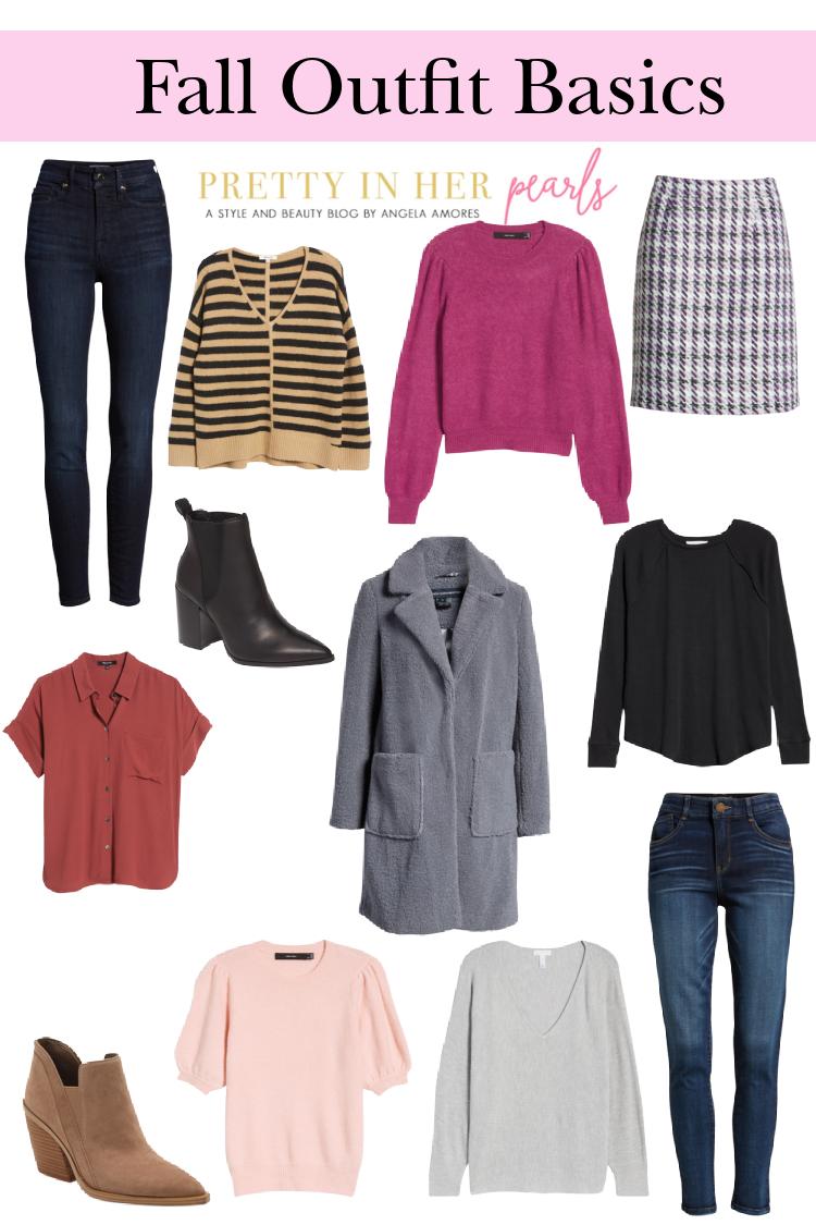 Fall Outfit Basics