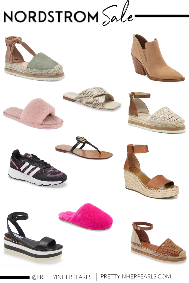 Sandals, Sneakers, and Booties Sale