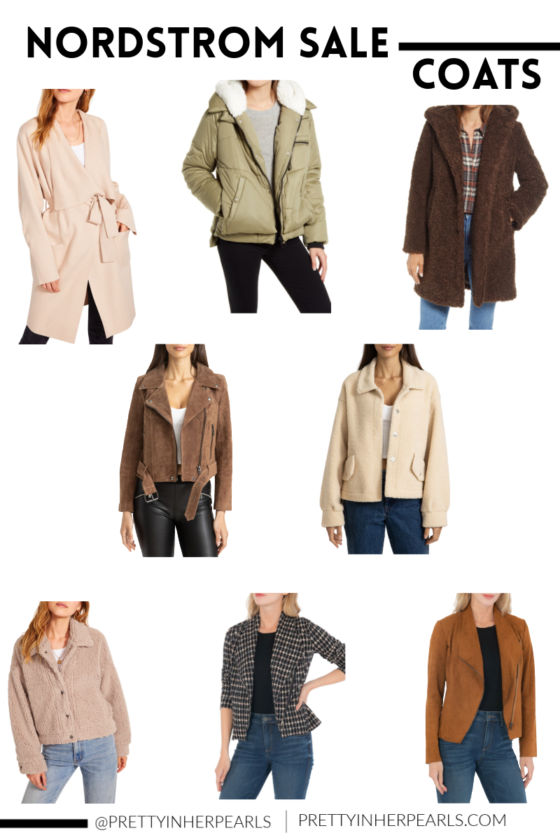 2021 Nordstrom Anniversary Sale Coats I love