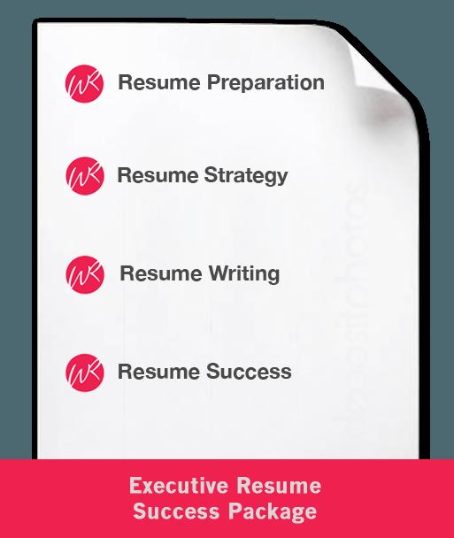 word right career | Executive Resume Success