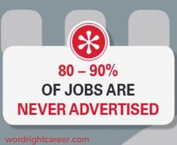 C-level job never-advertised