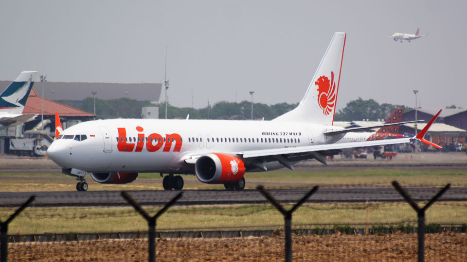 lion air flight 610