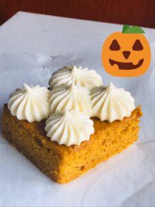 Pumpkin Bar