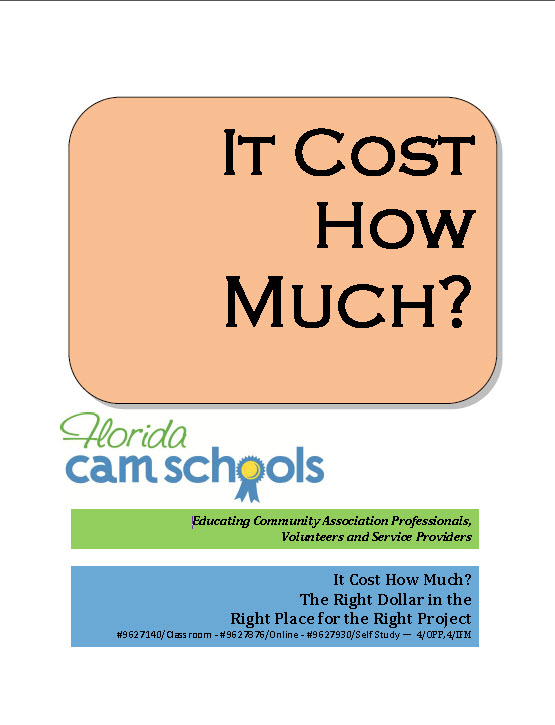 It Cost How Much? – Self Study