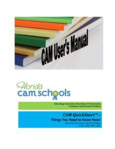 CAM QuickStart™ (manual only)