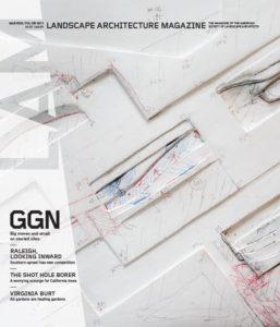 Landscape Architecture Magazine - Virginia Burt