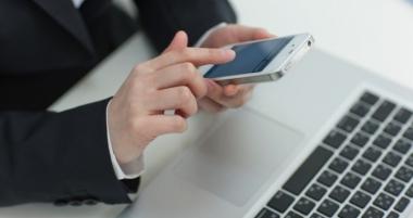 Smartphone, Laptop