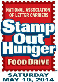 Stamp Out Hunger 2014