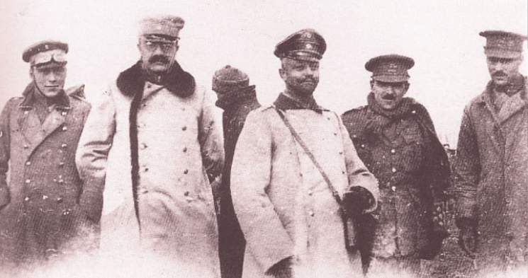 Commanding Officers WWI