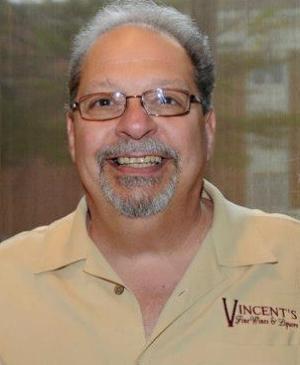 Vincent Senatore - Vincent's Fine Wine & Liquors