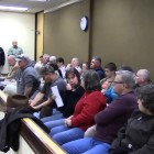 Sex Offenders Facility Bowie County Commissioners Court, Monday 21 Feb 2015