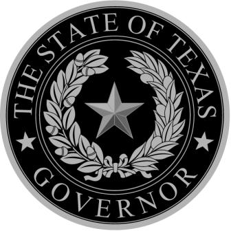 TX Governor Seal