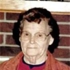 Obituary - Mary Louise Stringer Roberson