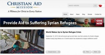 Private Charities Help Christians Fleeing Persecution in Middle East
