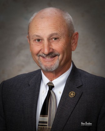 Bowie County Sheriff James Prince