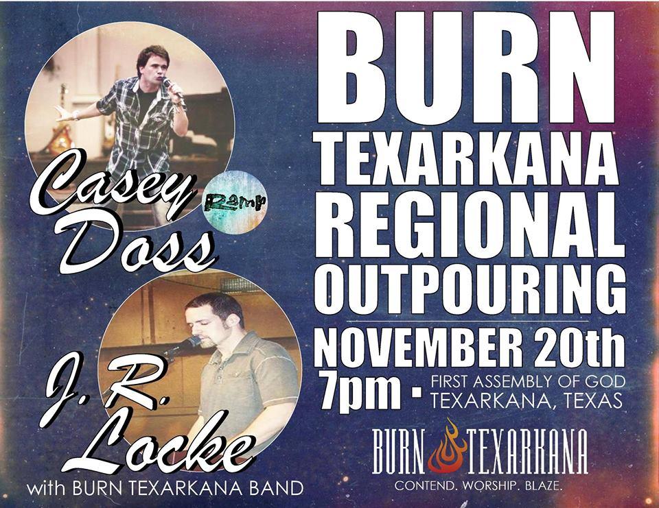 Burn Texarkana Nov 20