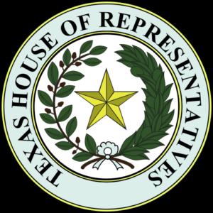 Texas House Rep Seal
