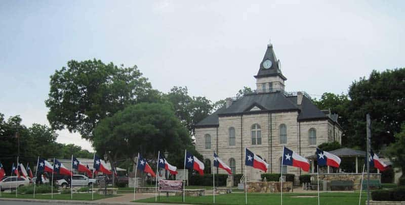 Glen Rose Courthouse