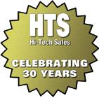 Hi-Tech Celebrating 30 years