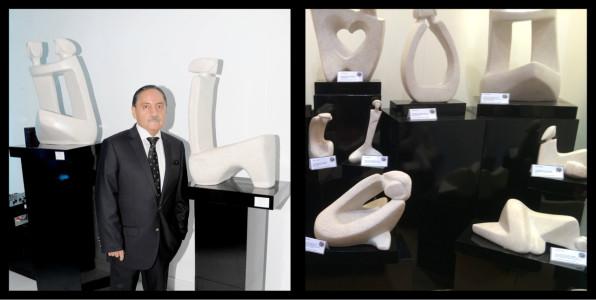 Marco Marcelo Polo Villalva World Art Dubai April 2015