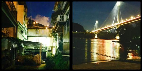 Ting Kau Village & Beach. Arriving at Yin Yang Coastal Hong Kong