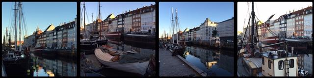 Nyhavn. Copenhagen. Denmark