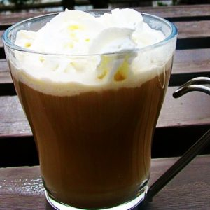 """Thaw out with a """"Nutty Irishman""""."""