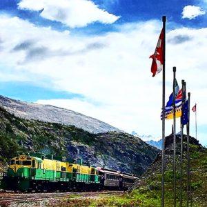 Skagway. Alaska.