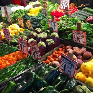 Pike Place Market. Seattle. Washington. USA