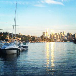 Seattle. Washington. USA