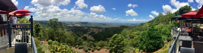 Montville. Sunshine Coast Hinterland. Queensland. Australia.