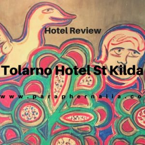 Tolarno Hotel. St Kilda. Victoria.