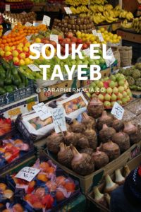Souk el Tayeb. Beirut. Lebanon.