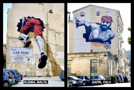 St Julian's. Malta.