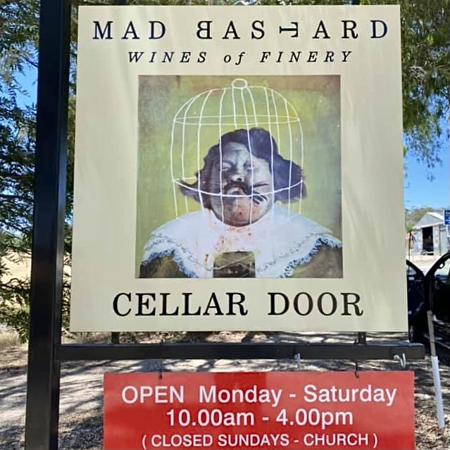 Mad Bastard Clare Valley