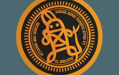 El Brujito Badge!