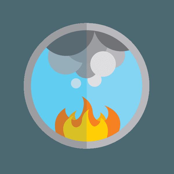 Smoke Signals Badge!