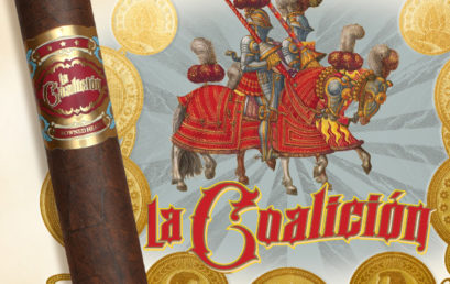 "Drew Estate and Crowned Heads Collaborate On ""La Coalicion"""