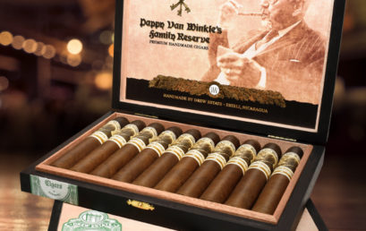 Drew Estate and Pappy Van Winkle Go Brick & Mortar with Barrel Fermented