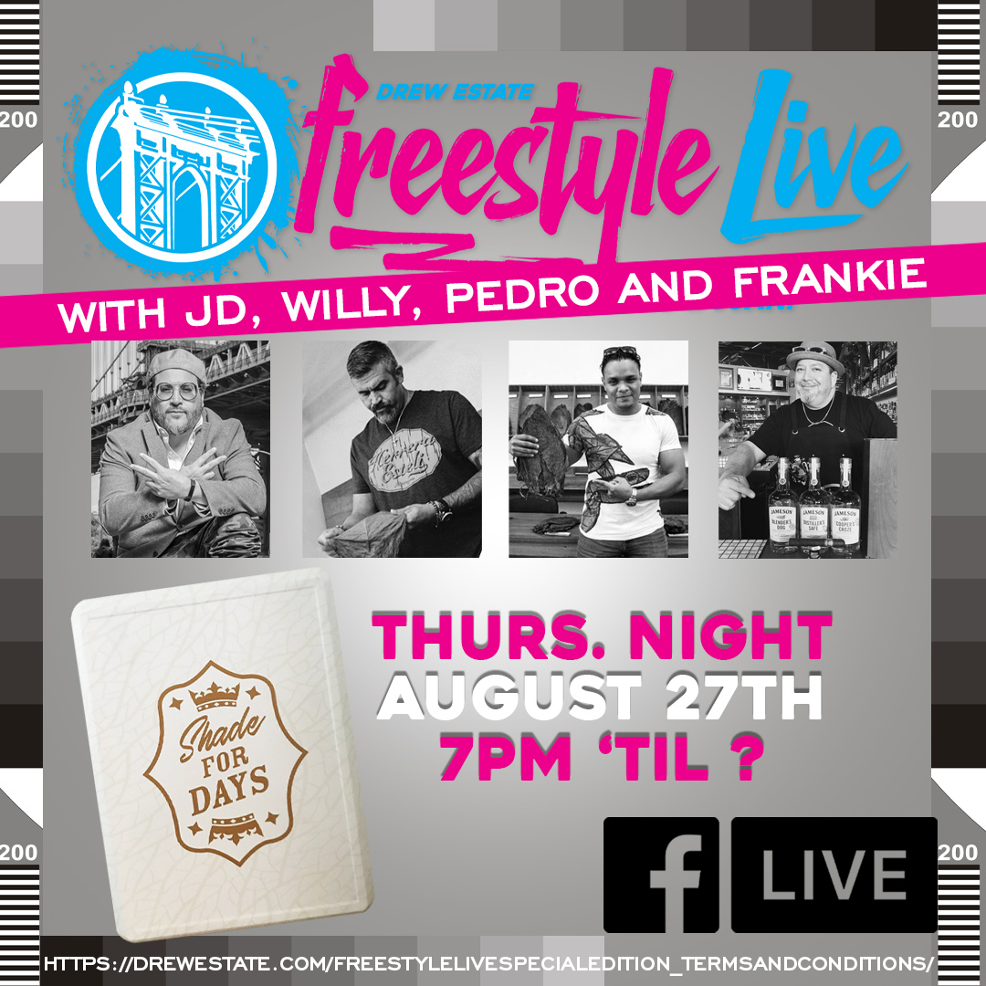 Freestyle Live is Coming Back August 27th with Massive Giveaways!