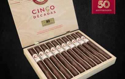Joya de Nicaragua to Release Annual Cinco Decadas Limited Edition Cigars