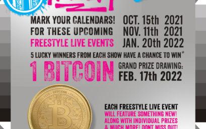 Drew Estate Announces Bitcoin Sweepstakes*
