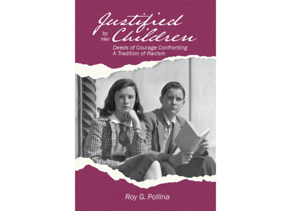 Justified by Her Children book front cover