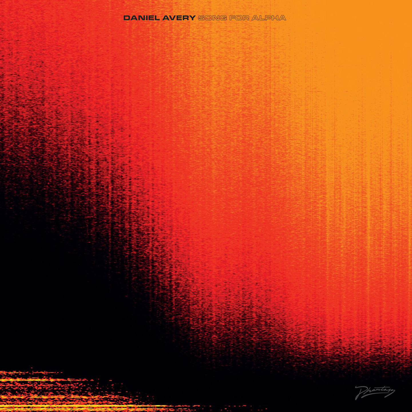 Song for Alpha by Daniel Avery