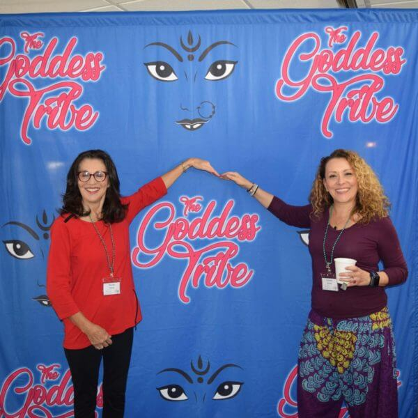 the goddess tribe book and retreats